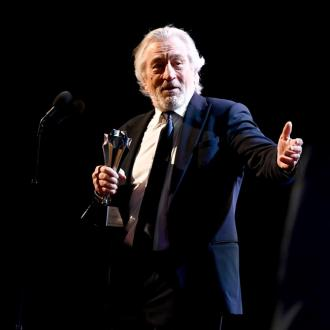 Robert De Niro makes quip as The Irishman picks up single Critics' Choice Award