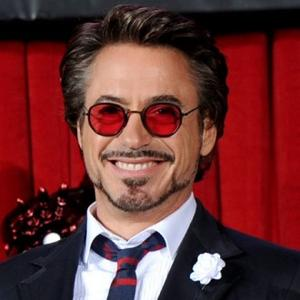 Robert Downey Jr. Stressing Over Turning 50