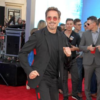 Robert Downey Jr. doesn't want to drop the ball as Iron Man