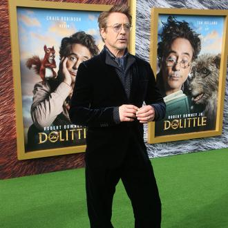 Robert Downey Jr pitied by son