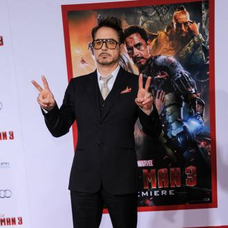 Most Valuable Star Robert Downey Jr.