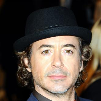 Robert Downey Jr. Excited To Shop For Baby