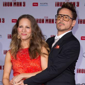 Robert Downey Jr. Nervous About Baby Girl