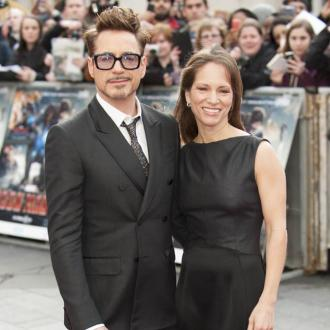 Robert Downey Jr Throws Birthday Bash For Wife