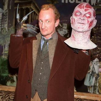 Robert Englund uses Freddy Kruger voice to scare drivers