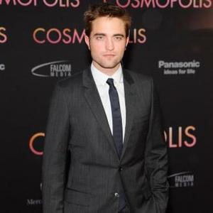 Robert Pattinson Inundated With Toothpicks