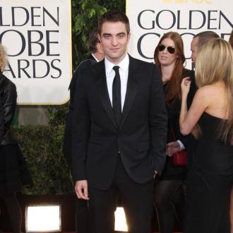 Kristen Stewart And Robert Pattinson Reunite At Golden Globes Afterparty