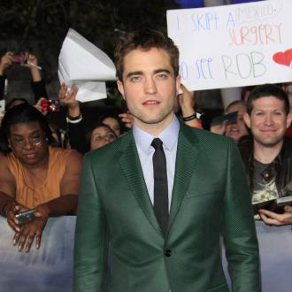 Robert Pattinson Films Raunchy Dior Ad