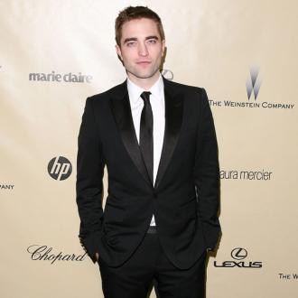 Robert Pattinson Is 'Too Sensitive'