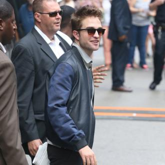 Robert Pattinson: My Rapper Name Is Big Tub