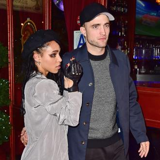 Robert Pattinson Supports Fka Twigs