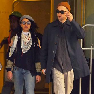 Robert Pattinson And Fka Twigs Have 'Great Energy'