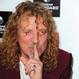 Robert Plant Gives Up Rocking