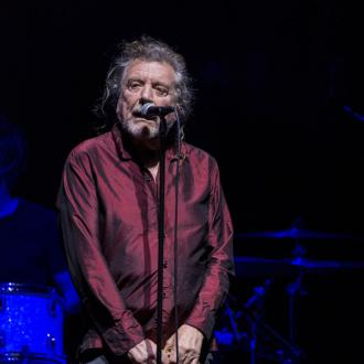 Robert Plant mourns with music