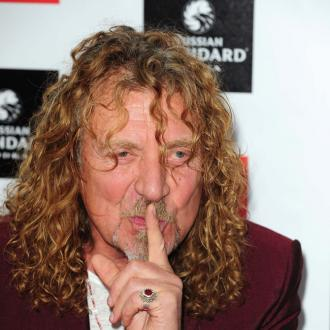 Robert Plant Plays Village Charity Concert