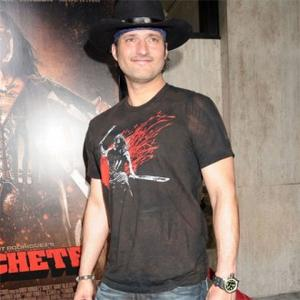 Robert Rodriguez: '4-D Films Bridge Computer Game Gap'