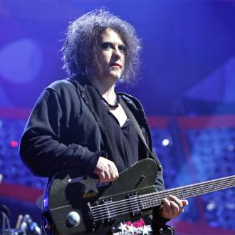 The Cure's Robert Smith working on new songs