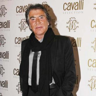 Roberto Cavalli: Designers Should Be Rock Stars