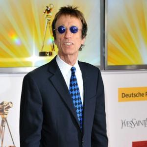 Robin Gibb Returns To The Stage