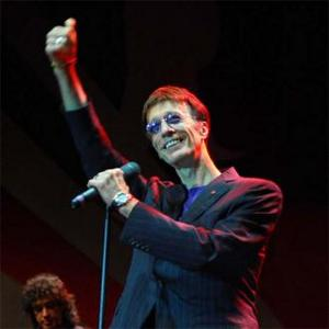 Robin Gibb Astonishes With Progress