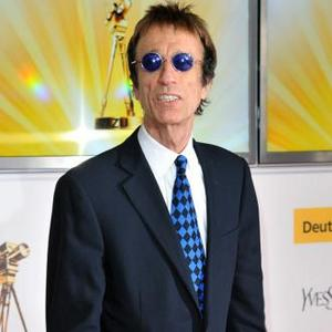 Robin Gibb Determined To Stay Alive