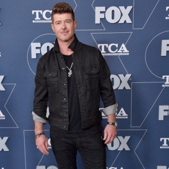 Robin Thicke set to release first album in six years