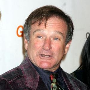 Robin Williams - Robin Williams' Gay Dog. 28 December 2011
