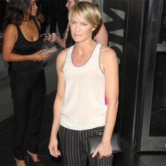 Robin Wright splits from Ben Foster