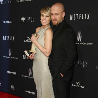 Robin Wright: Ben Foster makes me happy