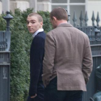 Rocco Ritchie 'arrested for cannabis possession'