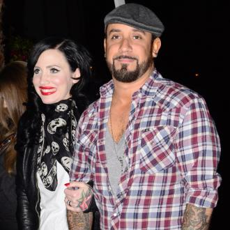 AJ McLean is a dad again