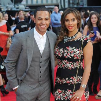 Rochelle Humes Doesn't Like To See Marvin's 'Man Cleavage'
