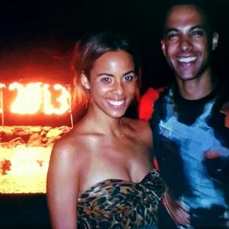 Rochelle And Marvin Humes Plagued By Mosquitoes