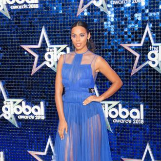 Rochelle Humes never wanted a solo career
