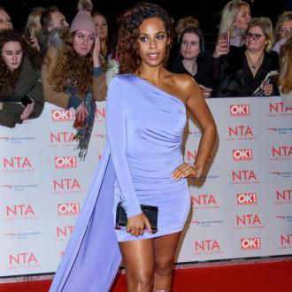 Rochelle Humes rules out music return