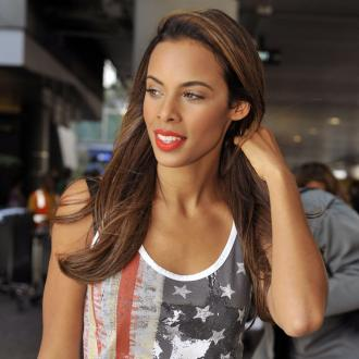 Rochelle Humes Still Loves High Heels