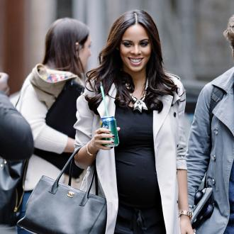Rochelle Humes Believes Baby Will Be Tall