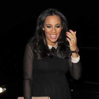 Rochelle Humes: Kissing Baby Goodnight Her 'Favourite Thing'