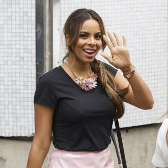 Rochelle Humes had sex injury