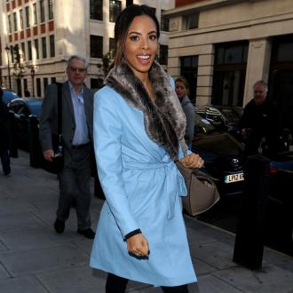 Rochelle Humes' daughter loves Marvin doll