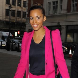 Rochelle Humes shops for daughter more
