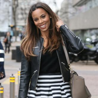 Rochelle Humes' 'simple' spring style