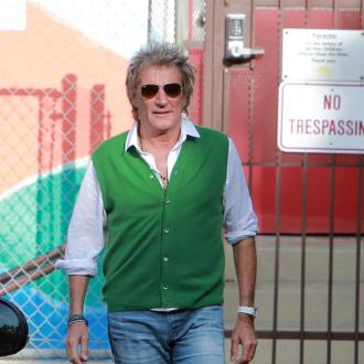 Rod Stewart Didn't Want To Give Up Soccer