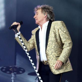 Rod Stewart isn't thinking about retirement