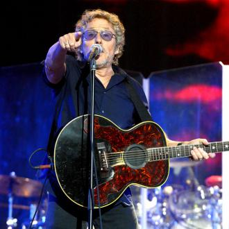 Roger Daltrey confesses he's 'very deaf'