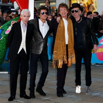 Rolling Stones album sent 'from above'