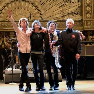Rolling Stones To Start Rehearsals