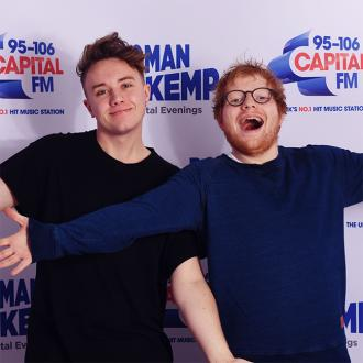 Roman Kemp Says Ed Sheeran Is A Pool Hustler