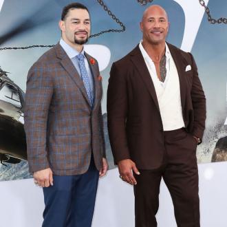 Dwayne Johnson admits Roman Reigns' battle with leukemia was 'very scary'