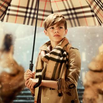 Romeo Beckham Paid £45k For Burberry Advert